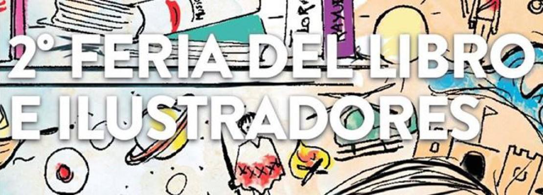 2° Feria del Libro e Ilustradores en la Plaza Vicente López y Planes