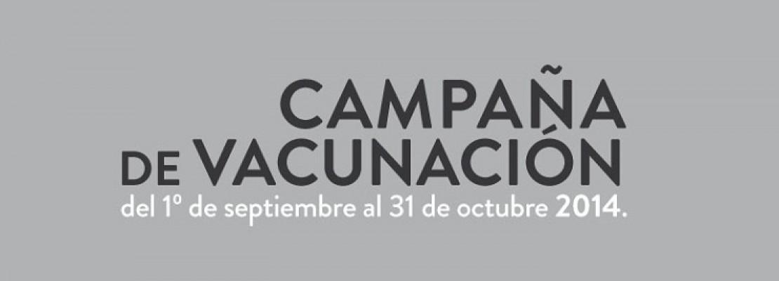 Campaña Nacional de Vacunación contra el SARAMPIÓN, la RUBÉOLA y la POLIOMIELITIS