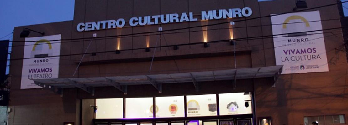 El Centro Cultural de Munro reabrió sus puertas