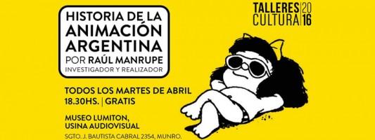 Historia de la Animación Argentina