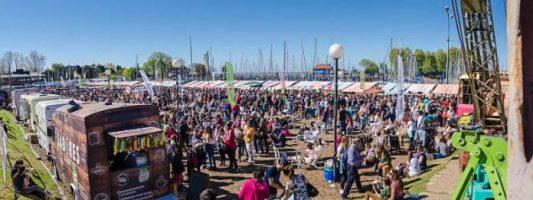 Vuelve el Buenos Aires Market al puerto de Olivos